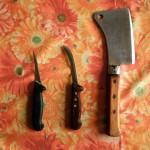 vera knoot butchering gear